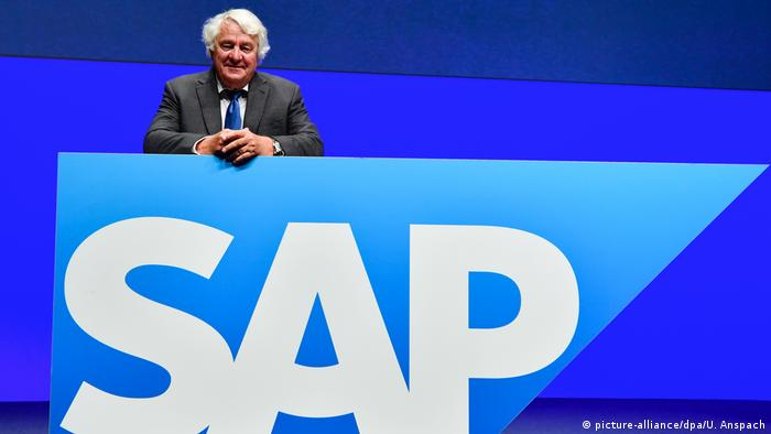 La empresa alemana SAP
