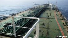 Archivbild Iran Öltanker Sabiti