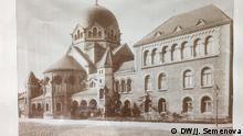 Deutschland jüdische Gemeinde in Dessau