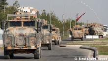 Syrien Konflikt Grenze Türkei | Ceylanpinar, Türkei