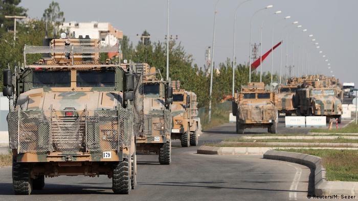 Syrien Konflikt Grenze Türkei | Ceylanpinar, Türkei (Reuters/M. Sezer)