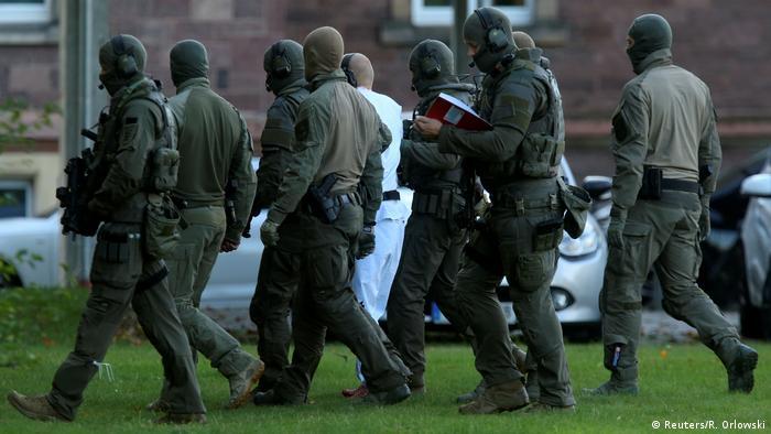 Deutschland Karlsruhe | Attentäter von Anschlag auf Synagoge in Halle (Reuters/R. Orlowski)