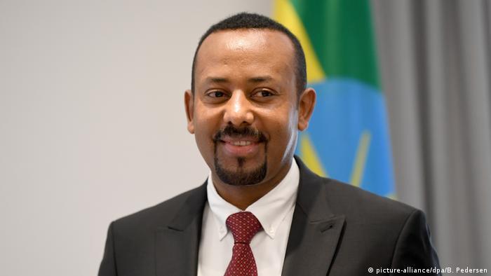 Friedensnobelpreis 2019 Äthiopien | Ministerpräsident Abiy Ahmed