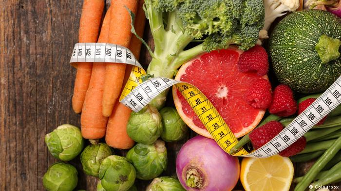 طعام صحي متنوع