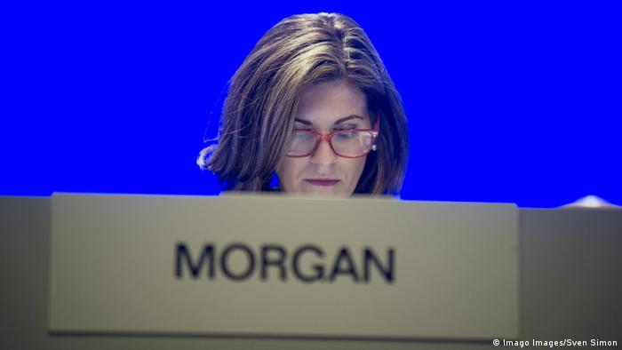 Softwarekonzern SAP 2017   Jennifer Morgan