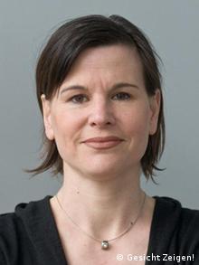 Sophia Oppermann, Geschäftsführerin Initiative Gesicht Zeigen! (Gesicht Zeigen!)