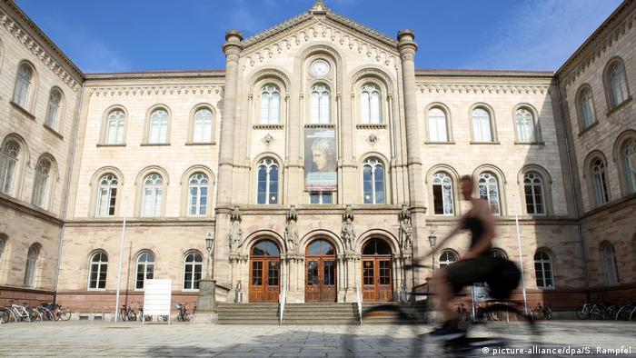 Universität Göttingen (picture-alliance/dpa/S. Rampfel)