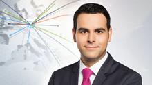 DW noticias Moderator Javier Arguedas (Teaser)