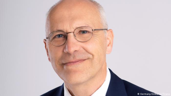 Peter Zingraf (Germany Embassy Tirana)