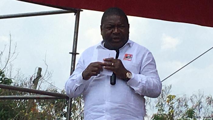 Mosambik Wahlkampagne von FRELIMO