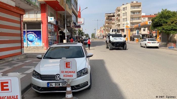 Nordsyrien türkische Militaeroffensive