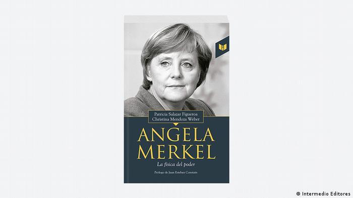 Angela Merkel: la física del poder, biografía de Angela Merkel es español