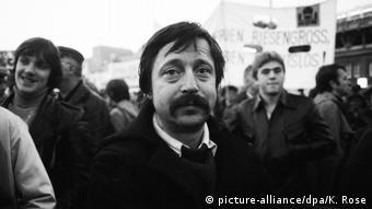 Вольф Бирман участвовал не в одной акции протеста против нарушений демократических прав