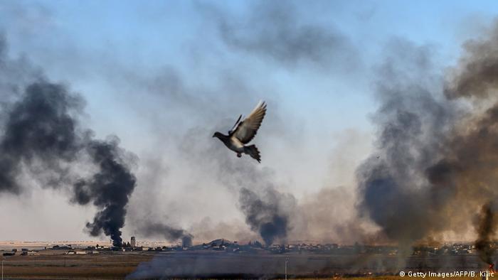 BDTD Syrien Tal Abyad Militäroffensive der Türkei