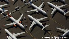 USA Wirtschaft l Boeing 737 MAX