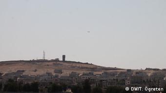 Kobani yakınındaki ABD üssü