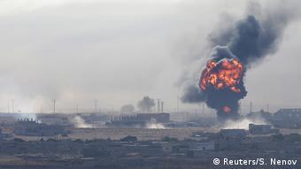 Τουρκικοί βομβαρδισμοί στο Ρας αλ Άϊν της Β.Συρίας