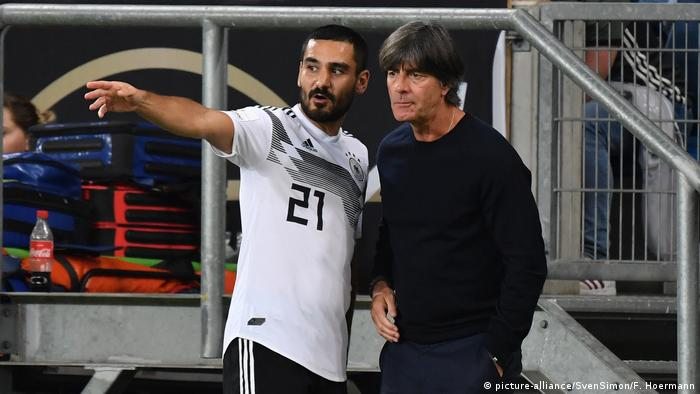 Gündogan and Can 'like' controversial Turkish football Instagram post