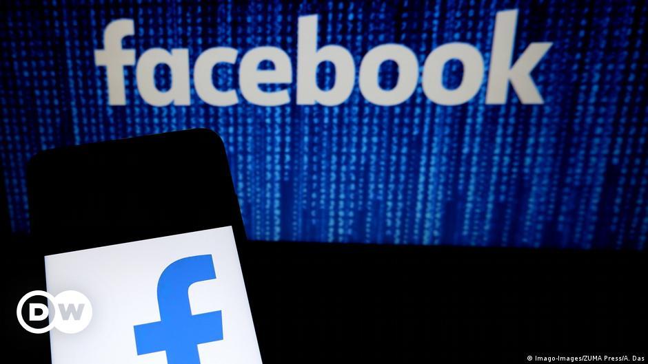 Study Reveals Facebook Gender Bias in Job Ads  News  DW