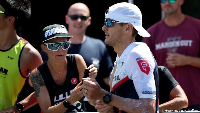 Ян Фродено - трикратний чемпіон світу з тріатлону в серії Ironman