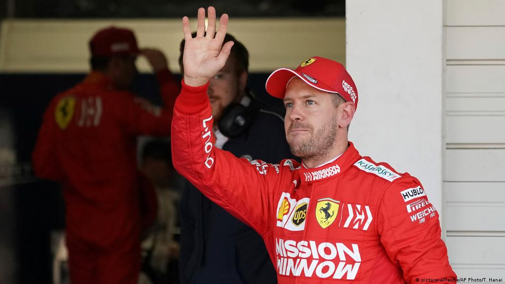 Vettel Verlässt Ferrari Nach Saisonende Sport Dw 12 05 2020