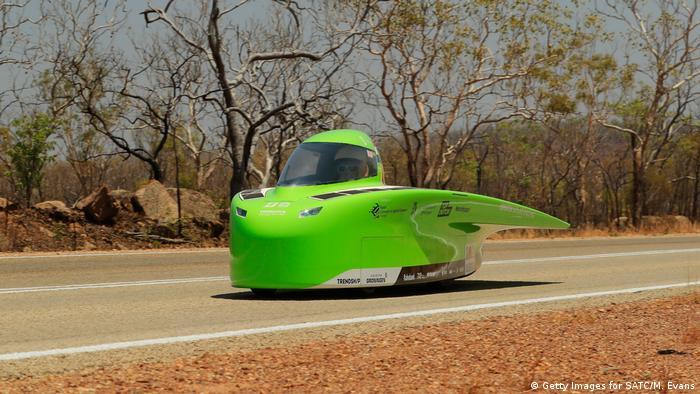 BdTD l Solar Racing in Australien (Getty Images for SATC/M. Evans)