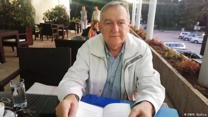 Bivši gradonačelnik Trebinja Dobroslav Ćuk