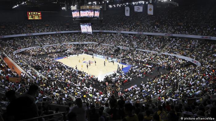 China NBA (picture-alliance/dpa)