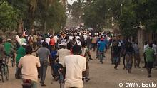 Wahlkampagne RENAMO