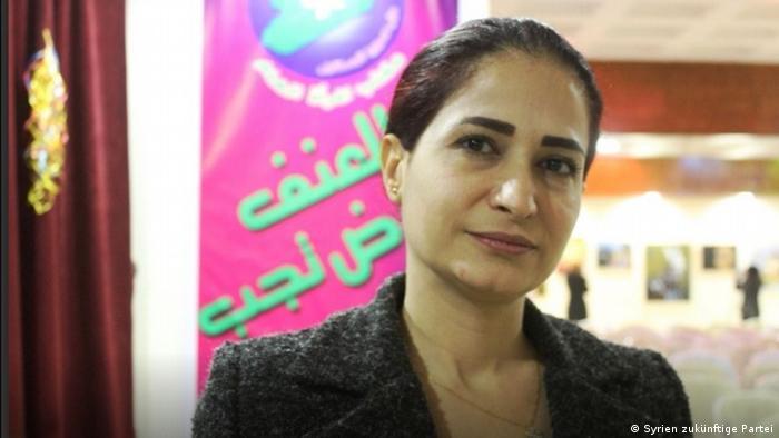 Die getötete kurdische Politikerin und Frauenrechtlerin Havrin Khalaf
