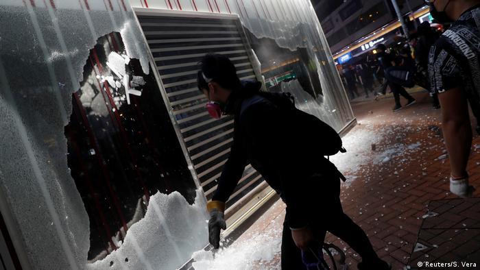 Hongkong Anti-Regierungsproteste