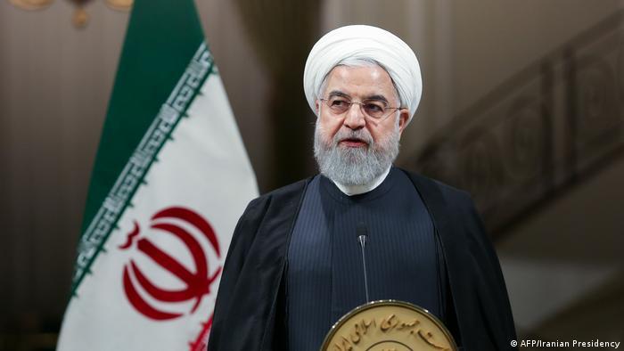 Iran Pakistan Premierminister Imran Khan zu Besuch in Teheran | Hassan Rouhani