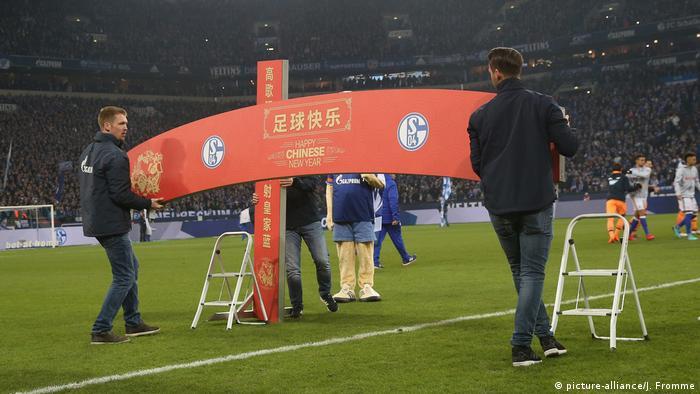 firo : 17.02.2018 Fußball, Saison 2017/2018 1.Bundesliga: FC Schalke 04 - TSG Hoffenheim