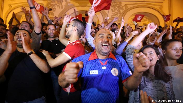 Kaïs Saïed hat die Wahl in Tunesien gewonnen (Reuters/A. Ben Aziza )