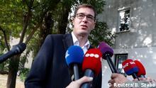 Ungarn Opposition vor Sieg bei Bürgermeisterwahl in Budapest | Gergely Karacsony
