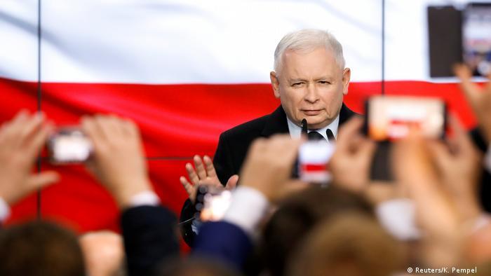 Polen Nationalkonservative PiS-Partei gewinnt Parlamentswahl