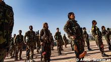 Syrien Beerdigung kurdische Politiker