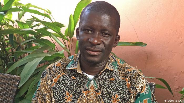Manuel de Araújo, candidato da RENAMO na Zambézia
