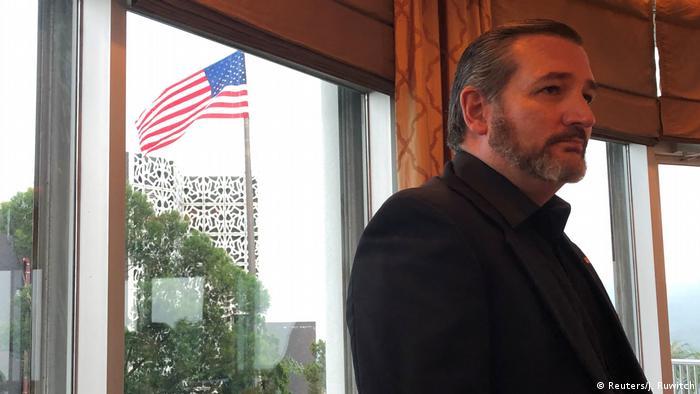 تد کروز، سناتور جمهوریخواه آمریکا