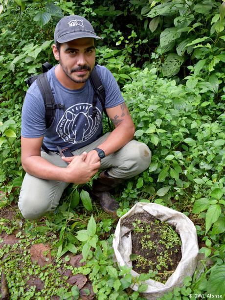 Ökotourismus in Costa Rica Esteban Brenes
