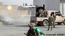 Syrien Tal Abyad Türkei Angriff Milizen