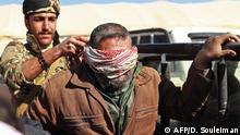 Syrien SDF Kämpfer ISIS Gefangene