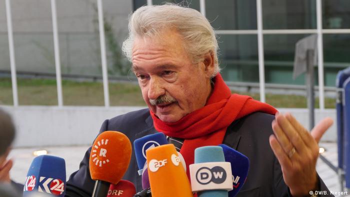 Luxemburg   Jean Asselborn zum Thema türkische Invasion in Syrien