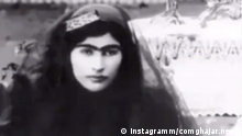 Iranodoleh iranische Sängerin