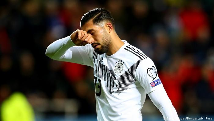 Germany squad unite behind Gundogan and Can after Instagram 'like' criticism