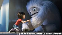 Filmstill des Animationsfilms | ABOMINABLE