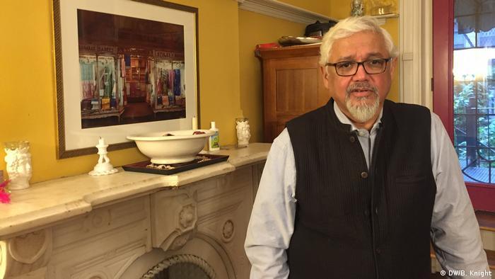 Amitav Ghosh indischer Autor