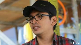Indonesien Halili, Forscher vom Setara-Institut