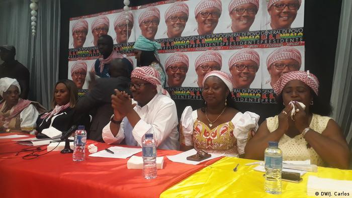 Umaro Sissoco Embalo, Guinea-Bissau-Präsidentschaftskandidat