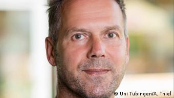 Prof. Dr. Ansgar Thiel von der Eberhard Karls University Tübingen